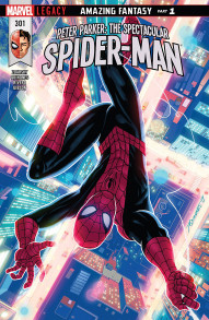 Peter Parker: The Spectacular Spider-Man #301