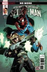 Peter Parker: The Spectacular Spider-Man #305