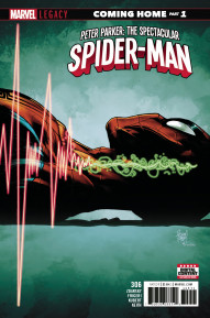 Peter Parker: The Spectacular Spider-Man #306