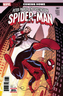Peter Parker: The Spectacular Spider-Man #307