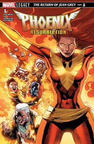 Phoenix Resurrection: The Return Of Jean Grey #1