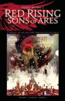 Pierce Brown's Red Rising: Son Of Ares  Collected HC Reviews