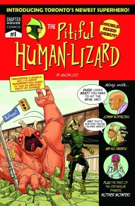 Pitiful Human-Lizard
