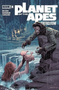Planet of the Apes Cataclysm #8