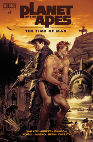 Planet of the Apes: The Time of Man #1