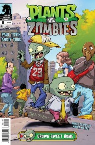 Plants vs. Zombies #5