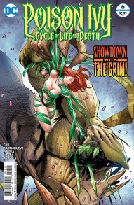 Poison Ivy: Cycle of Life and Death #6