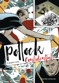 Pollock Confidential: A Graphic Novel OGN
