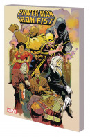 Power Man and Iron Fist Vol. 3 Reviews