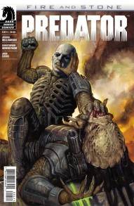 Predator: Fire And Stone #4