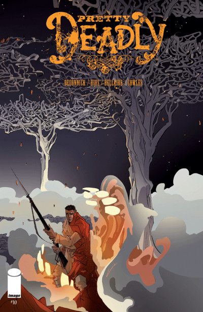 Pretty Book Cover Review : Pretty deadly reviews at comicbookroundup