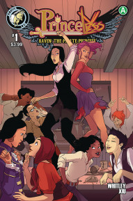 Princeless: Raven, The Pirate Princess Year 2 #1