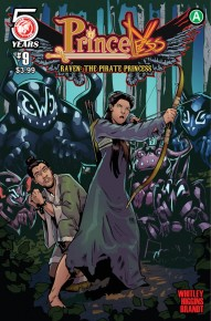 Princeless: Raven: The Pirate Princess #9
