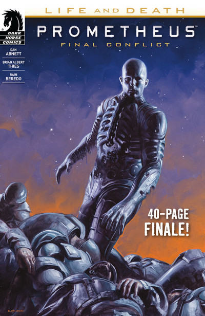 Prometheus  Life And Death  1 Reviews  One Shot   2017  At