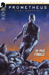 Prometheus: Life and Death #1 (One Shot)