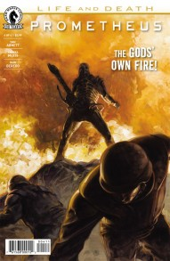 Prometheus: Life and Death #4