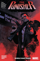 Punisher (2018) Vol. 1: World War Frank TP Reviews