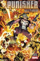 Punisher Kill Krew  Collected TP Reviews