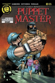 Puppet Master #10