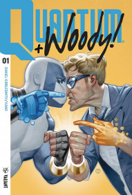 Quantum and Woody #1