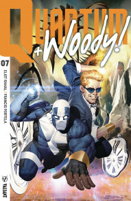 Quantum and Woody #7