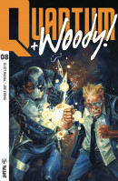Quantum and Woody #8
