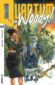 Quantum and Woody #9
