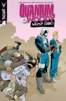 Quantum and Woody Must Die #4