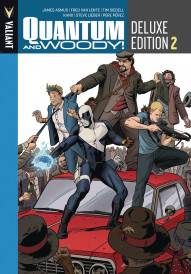 Quantum and Woody Vol. 2 Deluxe