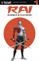 Rai: The History of the Valiant Universe #1