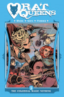 Rat Queens (2017) Vol. 5: The Colossal Magic Nothing TP Reviews