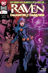 Raven: Daughter of Darkness