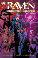 Raven: Daughter of Darkness Vol. 1 TP Reviews