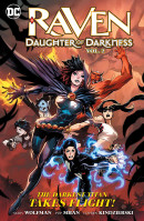 Raven: Daughter of Darkness Vol. 2 TP Reviews