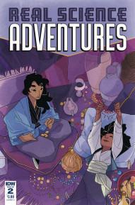 Real Science Adventures: The Nicodemus Job #2
