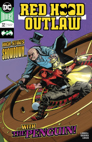Red Hood: Outlaw #32