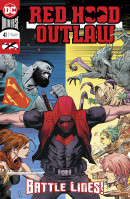 Red Hood and the Outlaws #41