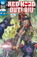 Red Hood and the Outlaws #44