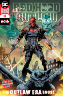 Red Hood and the Outlaws #50