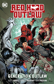 Red Hood and the Outlaws Vol. 7: Generation Outlaw