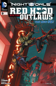 Red Hood And The Outlaws #9