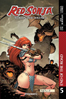 Red Sonja (2017) Vol. 5: End Of Road TP Reviews