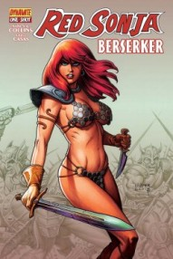 Red Sonja: Berserker #1 (One-Shot)