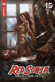 Red Sonja: Birth of the She-Devil #2