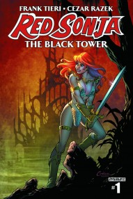 Red Sonja: The Black Tower #1