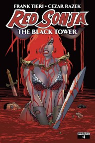 Red Sonja: The Black Tower #4