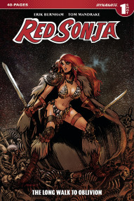 Red Sonja: The Long Walk To Oblivion #1