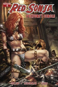 Red Sonja: Vulture's Circle #2