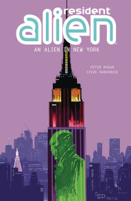 Resident Alien: An Alien in New York Collected