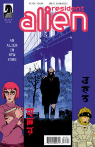 Resident Alien: An Alien in New York #3